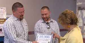 Las Vegas issues 20,000th same-sex marriage license [Video]