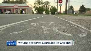 Avon Lake police find vehicle that struck a bicyclist [Video]