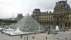 Louvre pyramid architect I.M. Pei dead at 102: New York Times [Video]