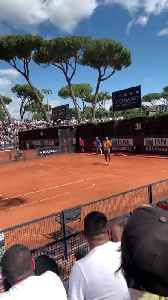 Tennis Player Nick Kyrgios Throws Chair and Storms Off Court at Italian Open [Video]