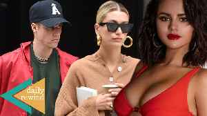 News video: Justin Bieber BUSTED! Selena Gomez TEXT MESSAGES Discovered By Hailey! Is This The End