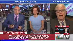 Hugh Hewitt gets into fiery debate with MSNBC host over Trump's approach to Iran [Video]