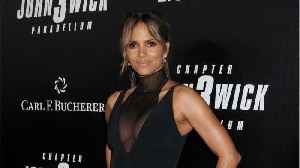 Halle Berry shows off new shaved Hairdo [Video]