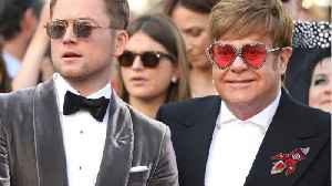 Elton John In Cannes For 'Rocketman' Premiere [Video]
