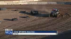 SXS Sports Spring Nationals - racers' practice run [Video]