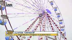C.J. Barrymore's opening four new rides in Clinton Township [Video]