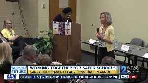 Working together for safer schools [Video]