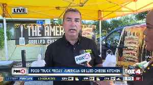 Food Truck Friday: American Grilled Cheese Kitchen 1 [Video]