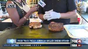 Food Truck Friday: American Grilled Cheese Kitchen 2 [Video]