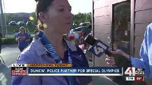 'Cop on a Rooftop' event raises money for Special Olympics [Video]