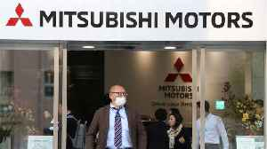 Mitsubishi CEO stepping down [Video]
