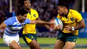 Folau axed by Rugby Australia over Instagram post [Video]