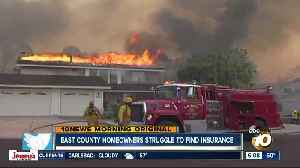 East County homeowners struggle to find, keep insurance as wildfire danger increases [Video]