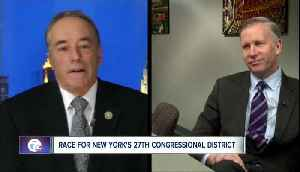 Congressman Chris Collins gets first official challenger for 2020 [Video]