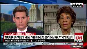 Maxine Waters thinks Trump is bluffing with China [Video]