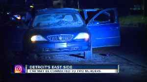 Black Chrysler 300 may link murders of two women killed a day apart [Video]