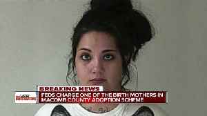 Second mom arrested in Macomb County adoption fraud scheme [Video]