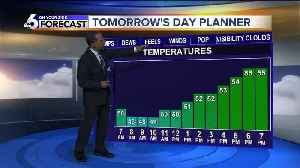 Scott Dorval's Thursday On Your Side Forecast [Video]