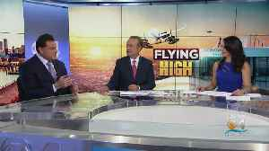 CEO-Developer Of Miami Worldcenter Discusses Project, Including Skyport For Flying Cars [Video]