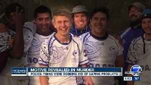 4 teens charged in murder of Cherokee Trail student police say started with vape juice robbery [Video]