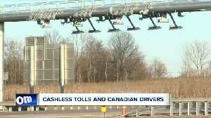 Do cashless tolls affect Canadian drivers? [Video]