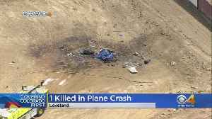 Witnesses Saw Fireball Before Plane Crashed In Loveland [Video]