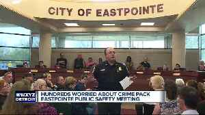Hundreds worried about crime, pack Eastpointe public safety meeting [Video]