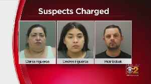 Two Charged With Murder, One Charged With Concealing A Crime In Death Of Marlen Ochoa [Video]
