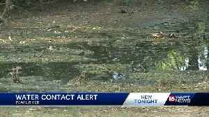 Water contamination warning in several parts of the metro [Video]