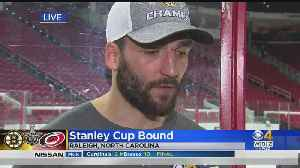 Bergeron: Whole Team Stepped Up Against Hurricanes [Video]