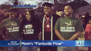 Mom's Fantastic Four [Video]