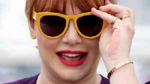 News video: Bryce Dallas Howard recycling old looks at Cannes