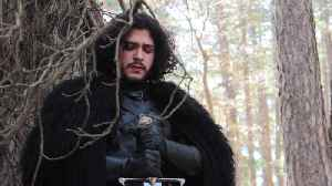 Game of Thrones | Jon Snow look-alike from Italy cashes in on resemblance [Video]