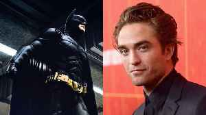 News video: Robert Pattinson reportedly to be the next Batman