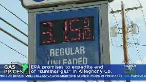 EPA Promises To Expedite End Of Higher-Priced Summer Gas In Allegheny Co. [Video]