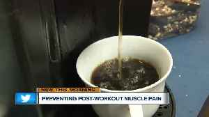 How to prevent post-workout muscle pain [Video]