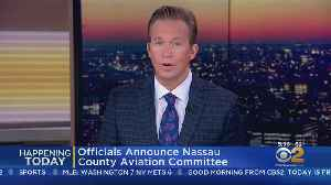 Nassau County Forming Aviation Committee [Video]