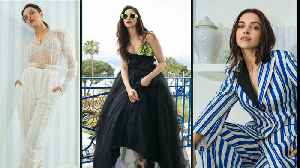 Cannes 2019: Deepika Padukone slays in three new looks from Day 2 [Video]