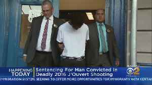 Sentencing Day In 2016 Deadly J'Ouvert Shooting [Video]
