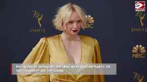 Gwendoline Christie couldn't stop Game of Thrones tears [Video]