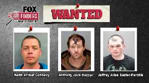 FOX Finders Wanted Fugitives - 5-17-19 [Video]