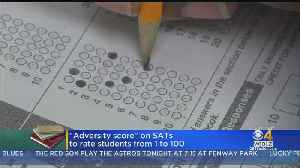 News video: 'Adversity Score' On SATs To Rate Students From 1 To 100