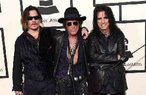 Alice Cooper, Joe Perry and Johnny Depp reveal new single [Video]