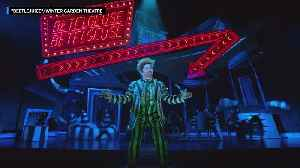 Tony Awards 2019: Alex Brightman Nominated For 'Beetlejuice' [Video]