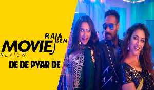 Raja Sen's movie review of 'De De Pyaar De' [Video]
