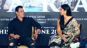 Bharat song launch | Salman takes dig at Priyanka, says he's not Katrina's 'bhaijaan' [Video]