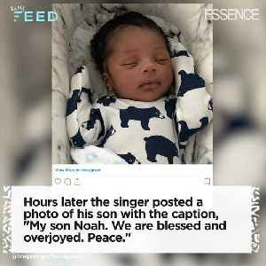 Trey Songz is Now a Father [Video]