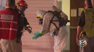 Fire At Chemical Plant Prompts Hazmat Situation [Video]