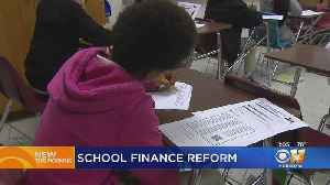 Leaders Concerned About Part Of School Finance Reform Bill [Video]