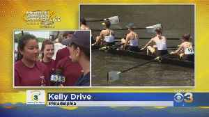 Mobile Weather Watcher At Stotesbury Cup Regatta [Video]